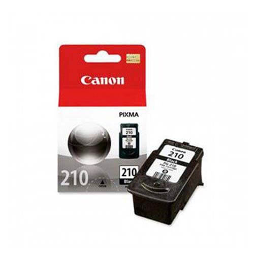 Cartucho Canon PG-210 9ML PRETO MP240/260/480