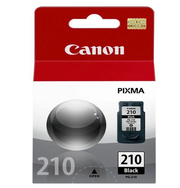Cartucho Canon PG-210 9ML Preto