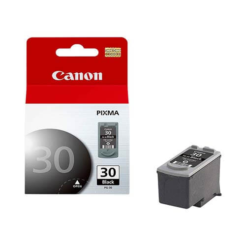 Cartucho Canon PG-30 Original Black IP1800/2500