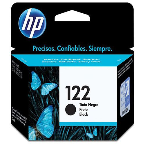 Cartucho HP CH561HB 122 Preto 2ml Original