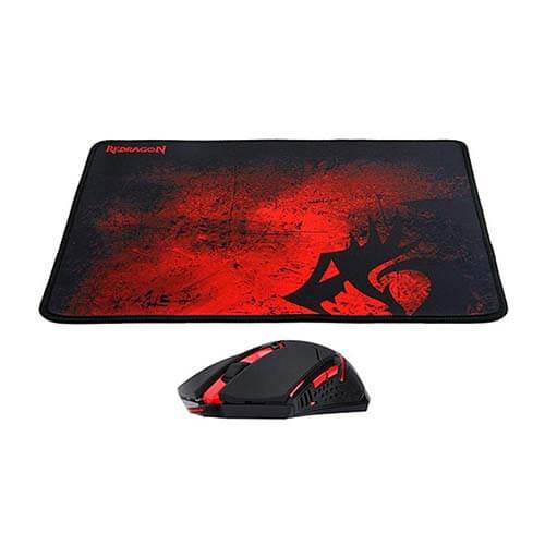 Combo Gamer Redragon M601-BA Teclado+Mouse