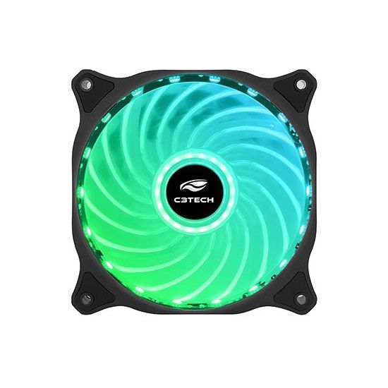 Cooler Fan 120Mm L150Rgb Storm C3Tech