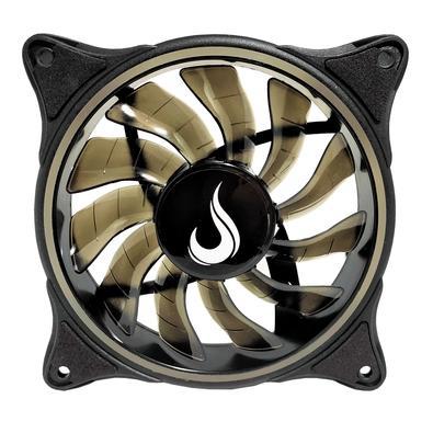 Cooler Fan 120Mm Rgb Rise RM-ARGB-05-5V Preto