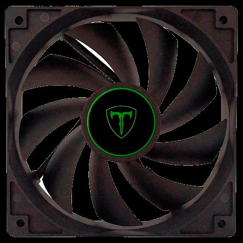 Cooler Fan 120Mm TG-F100 sem Led T-Dagger
