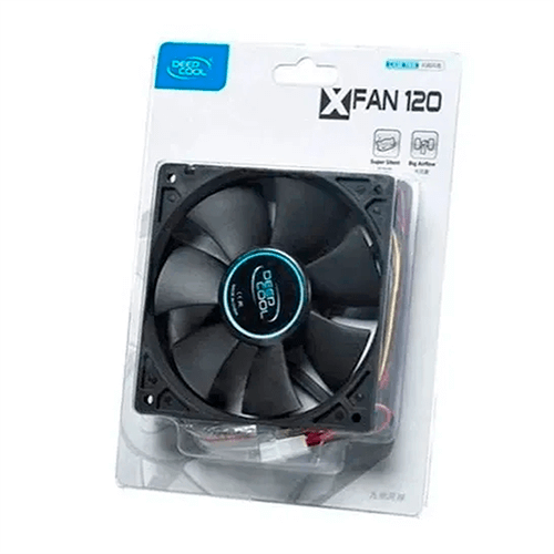 Cooler Fan 120mm XFan120 Deepcool