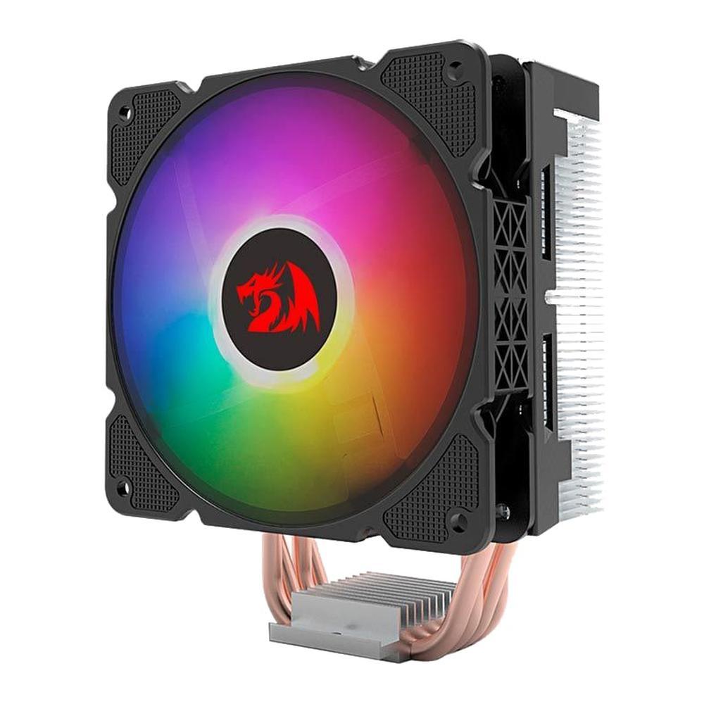 Cooler Gamer Redragon CC2000 Efect ARGB (AMD/Intel) Chroma