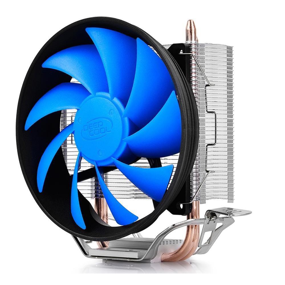 Cooler Processador Gammax 200T Azul Deepcool
