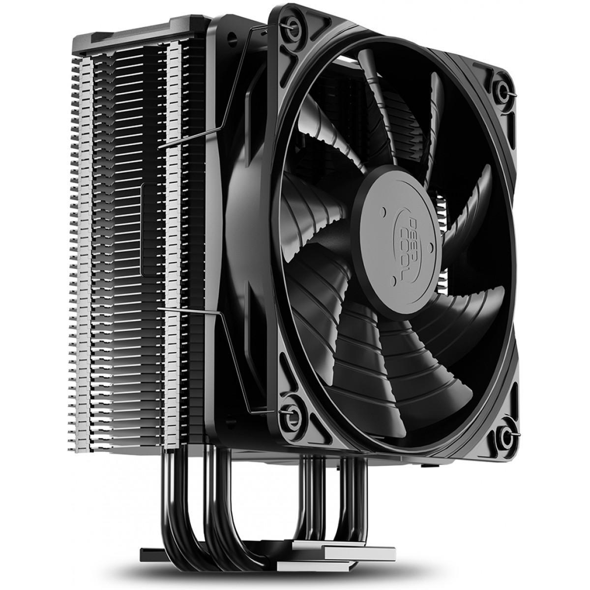 Cooler Processador Gammax Gtev2 Preto Deepcool