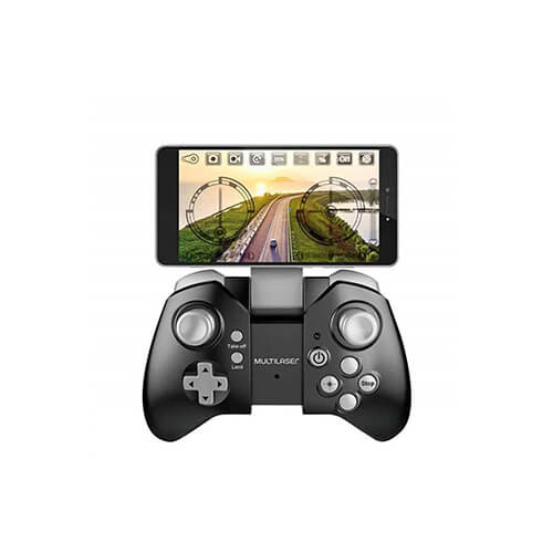 Drone Shark Wifi Com Câmera Hd - Multilaser
