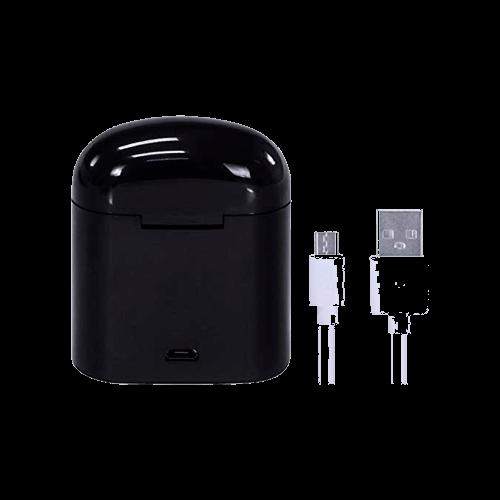 Fone Bluetooth Tws W1 Easy Vinik Preto