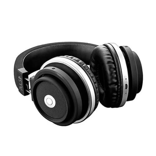 Fone de Ouvido Bluetooth Large Preto Pulse PH230