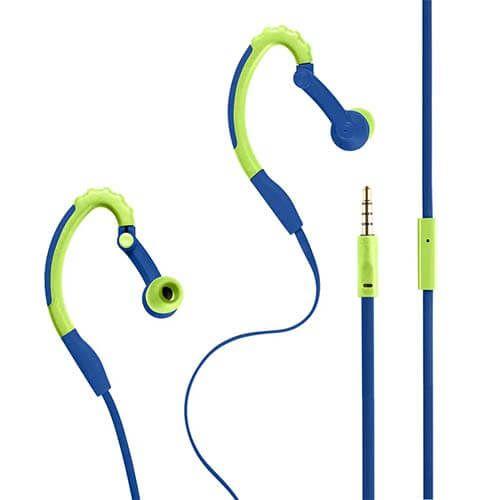 Fone de Ouvido Pulse Earhoot  PH207 Azul