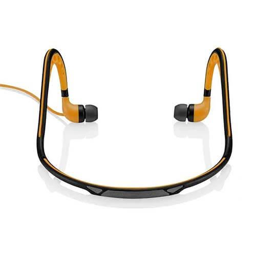 Fone de Ouvido Pulse Sport Amarelo PH203