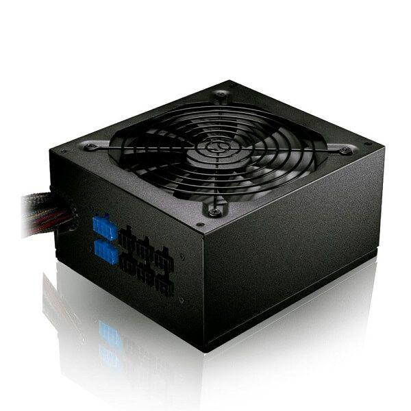 Fonte 80Plus Semi Modular 650W C3Tech Ps650
