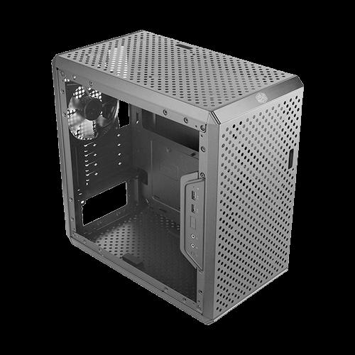 Gabinete Gamer Cooler Master Mini Tower, Q300L,  MCB-Q300L-KANN-S00