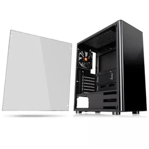 Gabinete Gamer Customizado Hyper Beast 2 Thermaltake V200