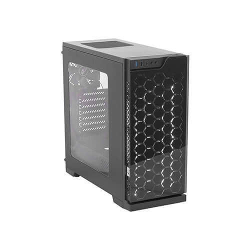 Gabinete Gamer Dt3 Sports Acrilico Edge Hyve