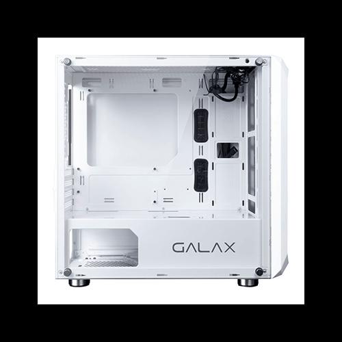 Gabinete Gamer Galax Nebulosa Branco GX700-WH