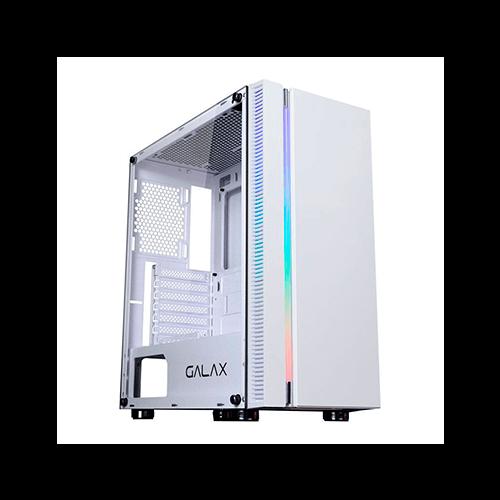 Gabinete Gamer Galax Quasar Branco GX600-WH
