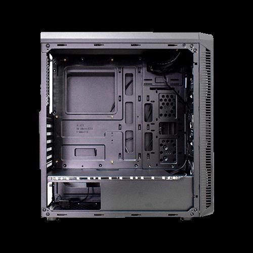 Gabinete Gamer Infinity KMEX V CG05G8 3Fans RGB com controle