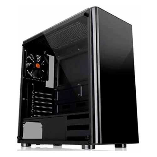 Gabinete Gamer THERMALTAKE V200 CA-1K8 Customizado