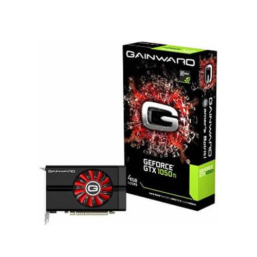 GPU 4GB DDR5 GTX1050TI 128B GAINWARD