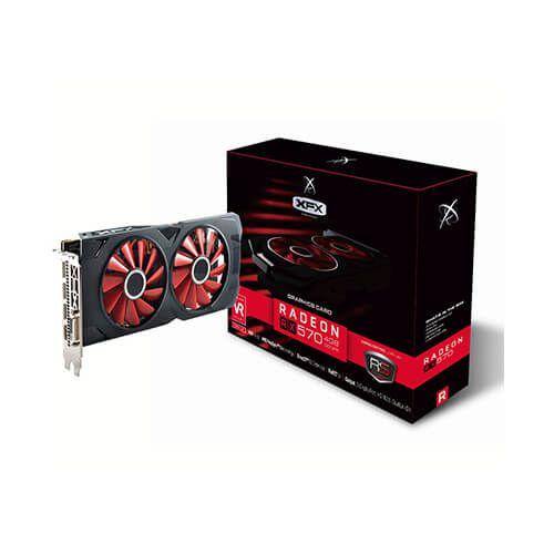 GPU 4GB DDR5 RX 570 256B RDS
