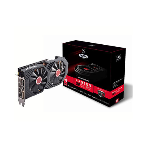 GPU 8GB DDR5 RX580 256B POWER COLOR