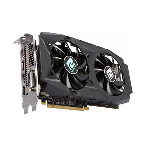 Placa de Vídeo 8GB DDR5 RX580 256B Power Color