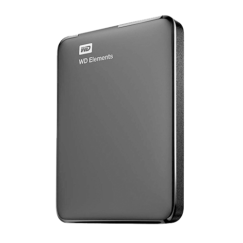 Hd Externo 2 TB Western Digital