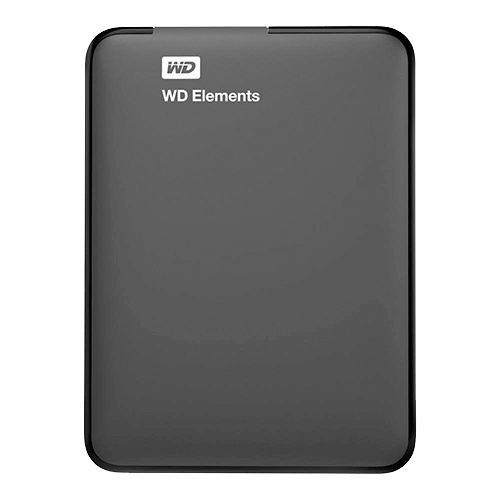 Hd Externo 2 TB Western Digital