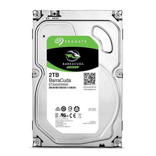 HD Interno 2TB Seagate Barracuda Desktop ST2000DM008