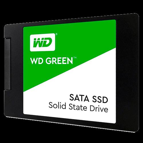 Hd SSD 120GB Green Sata3 Western Digital