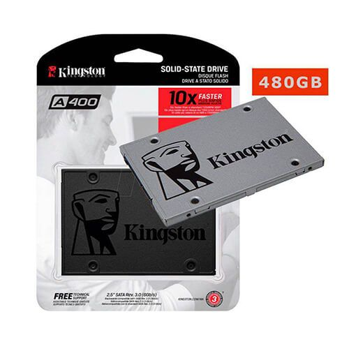 HD SSD 480GB KINGSTON SATA III