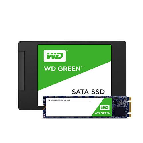 HD SSD M2 240GB WD SATA III