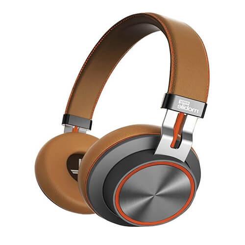 Headfone Bluetooth Freedom Esay Moblie Marron