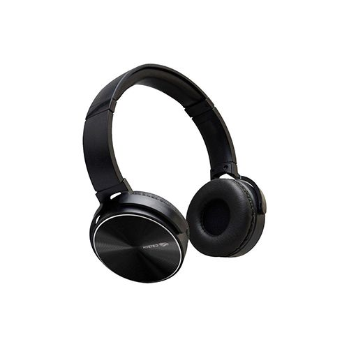 Headset Com Microfone PH110BK Preto C3Tech