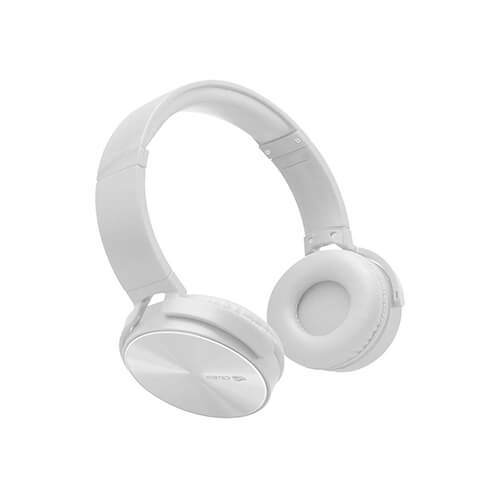 Headset Com Microfone PH110WH Branco C3Tech