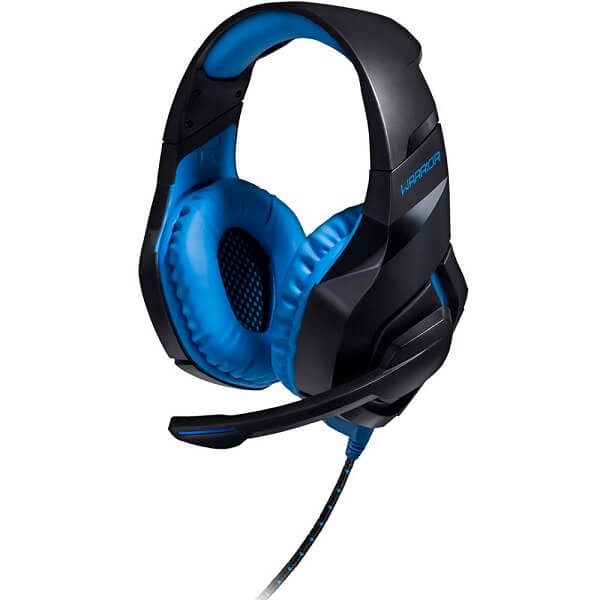 Headset Gamer C/Microf Ph244 Blue Led Warrior