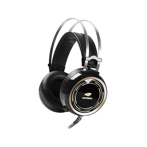 Headset Gamer G310bk C3Tech