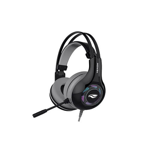 Headset Gamer G701BK USB C3 Heron II