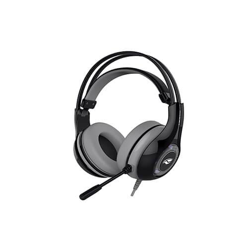 Headset Gamer G701BK USB C3Tech HERON II