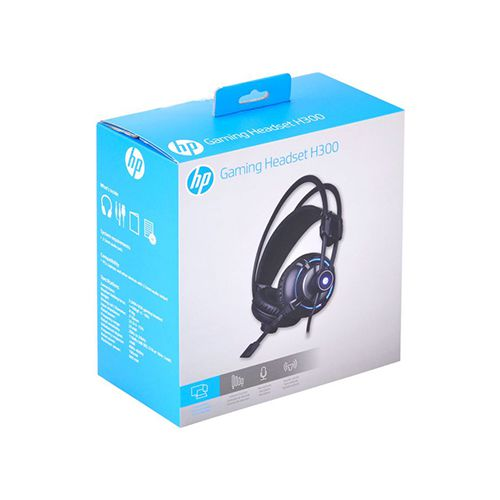 HEADSET GAMER HP H300 VIBRA