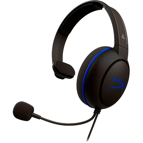 Headset Gamer Hyperx Cloud Chat para PS4