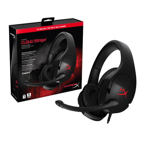 Headset Gamer HyperX Cloud Stinger Xbox Ps4