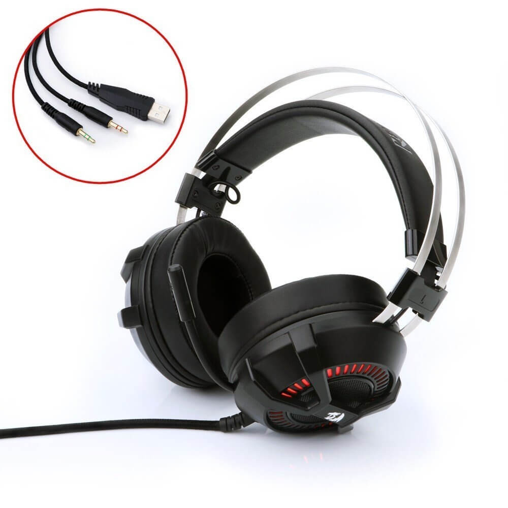 HEADSET GAMER REDRAGON H801 BIO