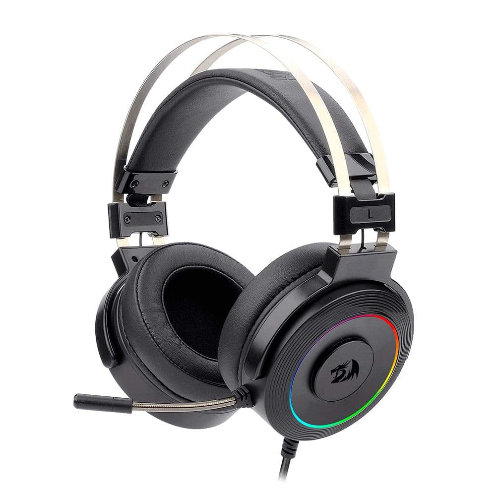 Headset Gamer Redragon H320-RGB Lamia