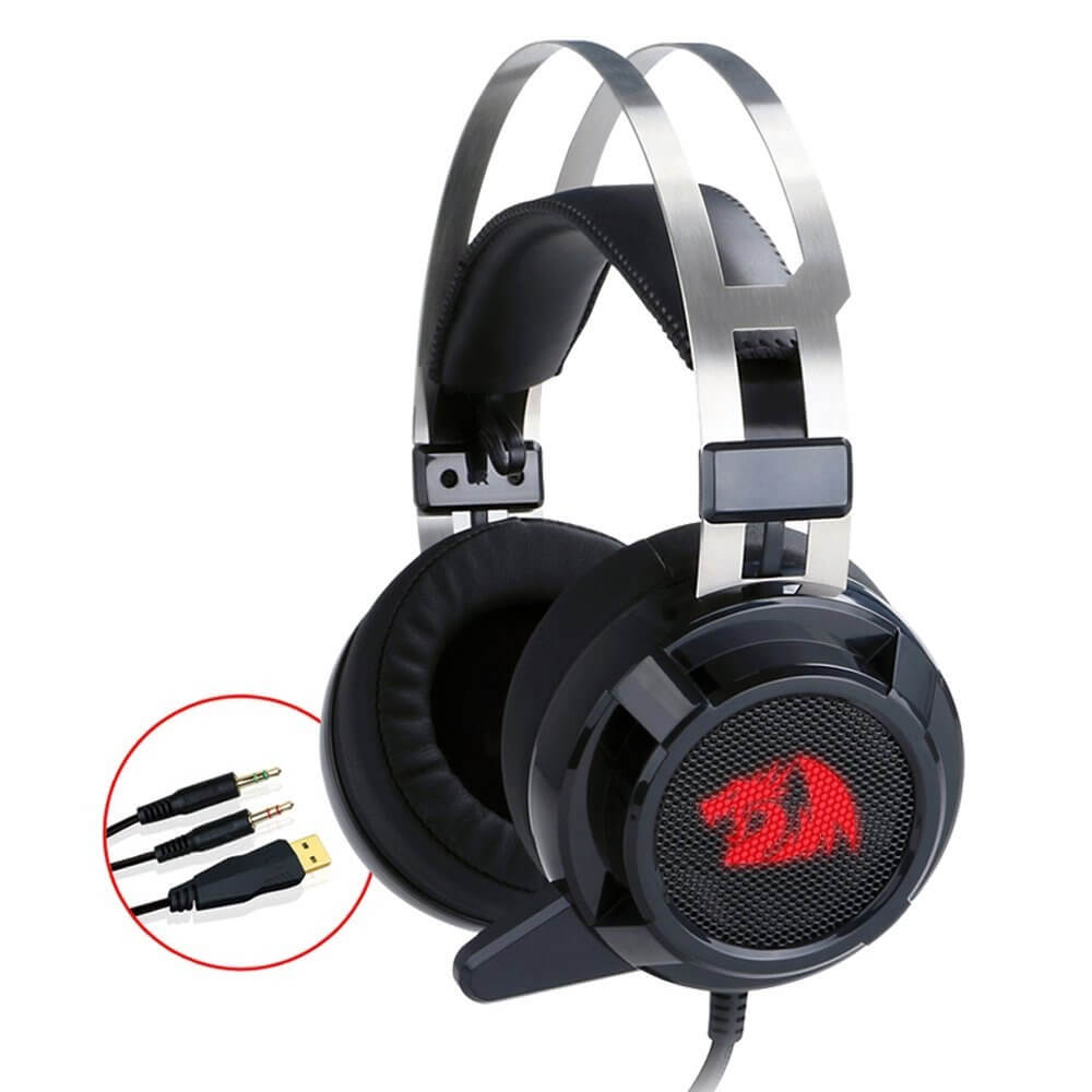 Headset Gamer  USB Redragon H301 Siren