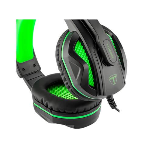 Headset Gamer T-Dagger Cook T-RGH100