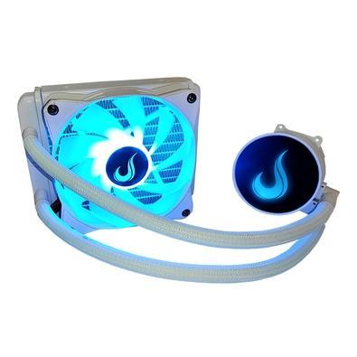 Hidro Cooler Rise Z240 Rgb White 240MM RM-WCZ-02-RGB